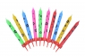 Zestaw party Arpex  party świeczki (DS4073)