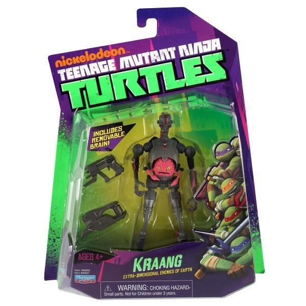 TURTLES Żółwie Ninja Fig.The Kraang 12cm