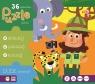 Puzzle Safari 36 elementów