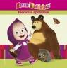 Masza i Niedźwiedź Pierwsze spotkanie