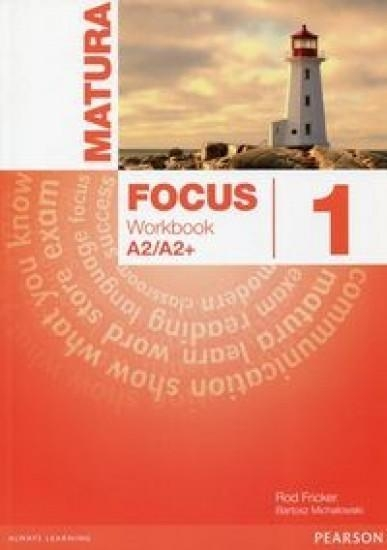 Matura Focus 1 Workbook (Uszkodzona okładka) Kay Sue, Jones Vaughan, Braysh