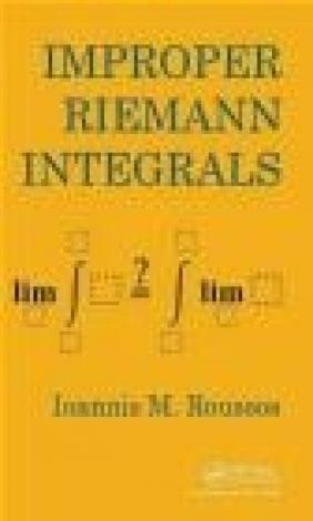 Improper Riemann Integrals Ioannis Markos Roussos