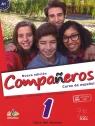 Companeros 1 podręcznik + licencia digital  nueva edicion