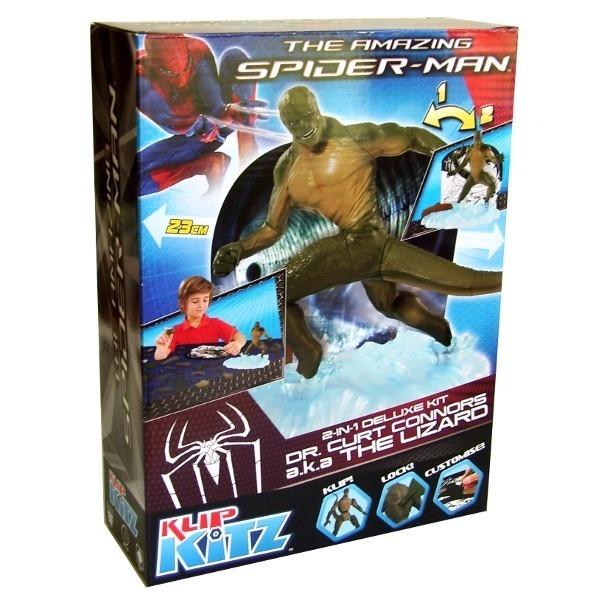 KLIP KITZ Spiderman 2w1 Deluxe