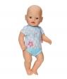 Baby born Body collection Niebieskie body dla lalki (822074)
