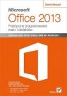 Microsoft Office 2013 Praktyczne programowanie makr i dodatków