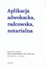 Aplikacja adwokacka radcowska notarialna