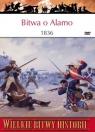 Wielkie bitwy historii. Bitwa o Alamo 1836 r. + DVD