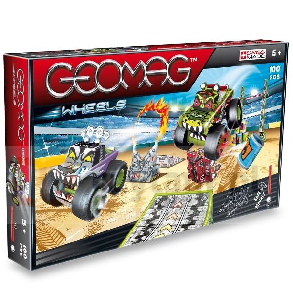 GEOMAG Wheels Zest. 100 el. (707)