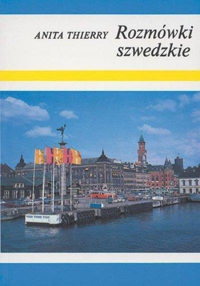 Rozmówki szwedzkie Anita Thierry