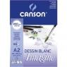 Blok rysunkowy Canson Canimagine A3 200g.50ark. (200006007)