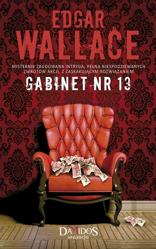 Gabinet nr 13 Wallace Edgar