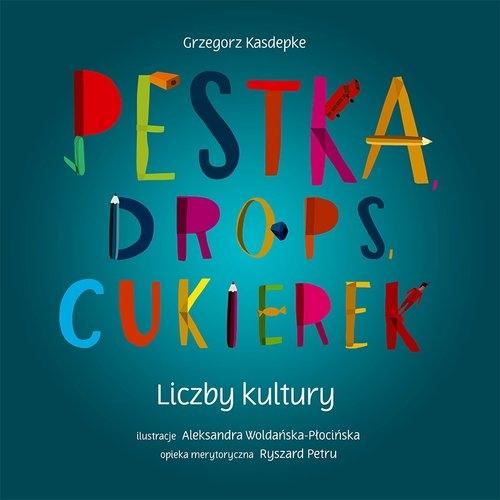 Pestka drops cukierek Kasdepke Grzegorz