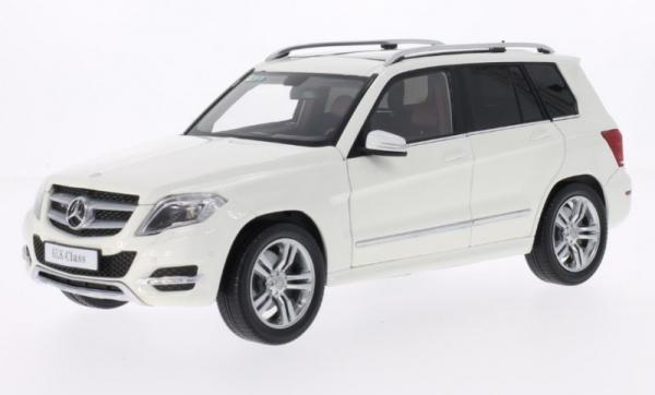 WELLY Mercedes-Benz GLK- Class 2013