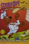 Scooby Doo czytaj i zgaduj 5 Pizza z podwójnym serem