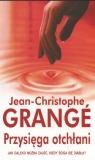 Przysięga otchłani Jak daleko można zajść, kiedy sciga się diabła Grange Jean-Christophe
