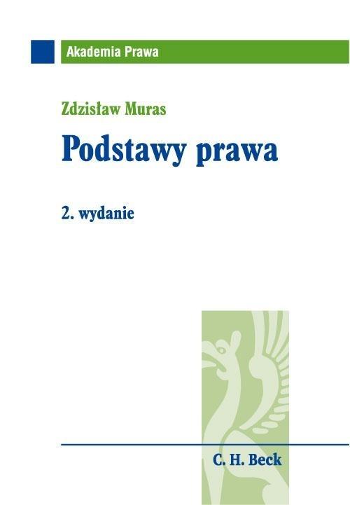 Podstawy prawa Muras Zdzisław
