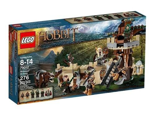 Lego Hobbit Armia elfów z Mrocznej Puszczy  (79012)