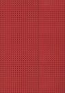 Zeszyt A4 Paper-oh Circulo gładki 56 kartek Red on Black