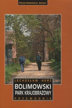 Bolimowski Park Krajobrazowy. Przewodnik Lechosław Herz