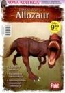 Allozaur. Dinozaury cz.6. Książka + figurka praca zbiorowa