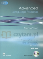 Advanced Language Practice NEW z CD-ROM no key