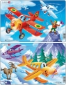 Puzzle Samoloty