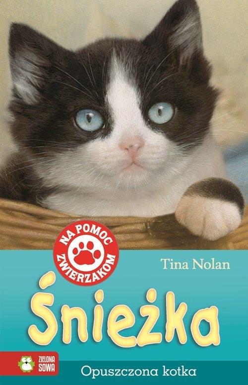 Śnieżka opuszczona kotka Nolan Tina