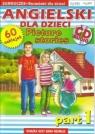 Angielski dla dzieci. Picture stories. Part 1 Samouczek + rozmówki Piechocka-Empel Katarzyna