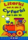 Literki od A do Z Cyferki od 1 do 10