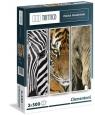 Puzzle Trittico Animals  3x500 (39307)