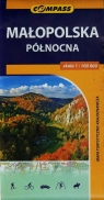 Małopolska Północna mapa turystyczno-krajoznawcza 1:100 000