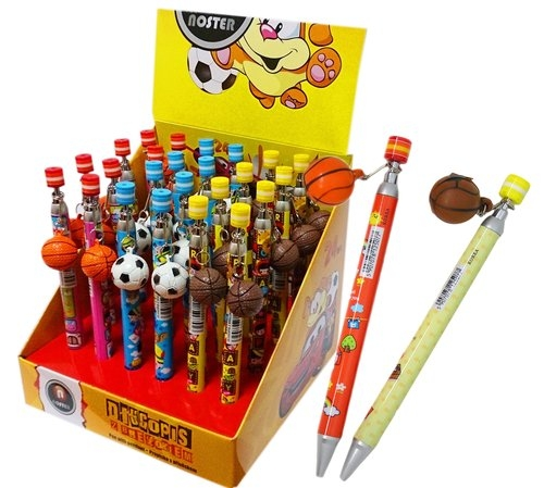 Długopis brelok piłka 24 szuki
