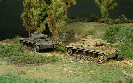 ITALERI Pz.Kpfw.III Ausf.J (I7507)