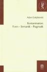 Kontamination Form Semantik Pragmatik
