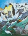 Pingwiny Puzzle
