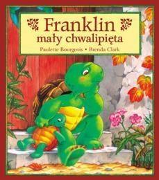 Franklin mały chwalipięta Bourgeois Paulette, Clark Brenda