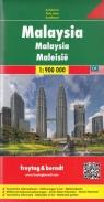 Malezja mapa 1:900 000
