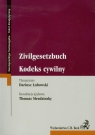 Kodeks cywilny Zivilgesetzbuch wydanie dwujęzyczne polsko - niemieckie