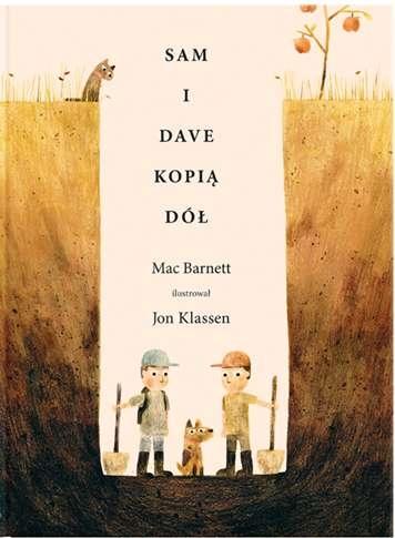 Sam i Dave kopią dół Mac Barnett