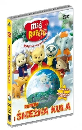 Miś Rupert: Rupert i śnieżna kula (*)