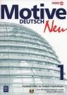 Motive Deutsch Neu 1. Podręcznik + CD. Zakres podstawowy. Liceum i technikum