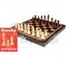 PROMATEK Szachy drewniane perskie (0079)