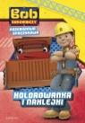 Bob Budowniczy Przebudowa Sprężynowa Kolorowanka i naklejki