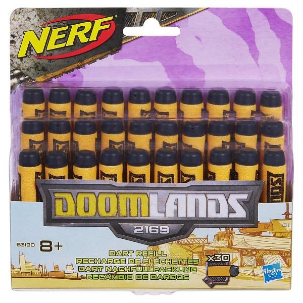 HASBRO Nerf Doomlands 30 strzałek (B3190)