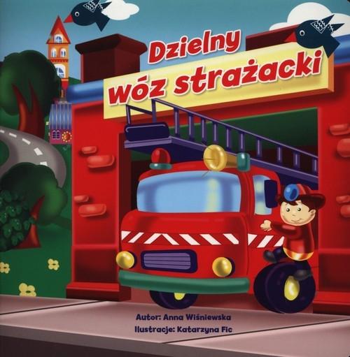 Dzielny wóz strażacki Anna Wiśniewska, Katarzyna Fic (ilustr.)