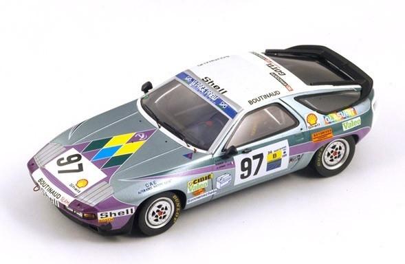 Porsche 928 S # 97 P. Gonin