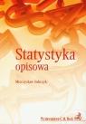 Statystyka opisowa Sobczyk Mieczysław