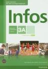 Infos 3A podręcznik z ćwiczeniami z płytą CD MP3