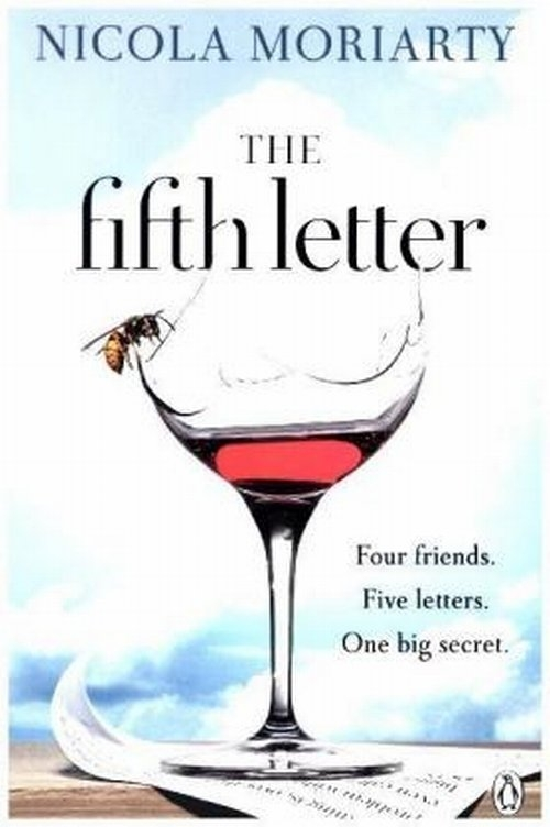 The Fifth Letter Moriarty Nicola